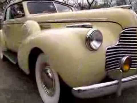 1940 Buick 81C Chicago Elgin  Illinois classic car appraisal 800-301-3886