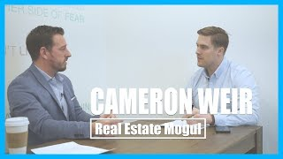 How to be a top producing team 7 years straight with Cameron Weir #realestatemoguls