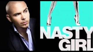 Watch Pitbull Nasty Girl (Ft. Wynter Gordon) video