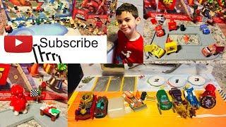 DAY 18 OF THE LEGO CITY, DISNEY CARS, & HOT WHEELS CHRISTMAS ADVENT CALENDAR