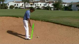 How To Do The Greenside Bunker Shot