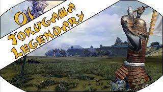BRIBE TO WIN - Tokugawa (Legendary) - Total War: Shogun 2 - Ep.01!