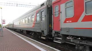 Харьков - отправление поезда - ViYoutube