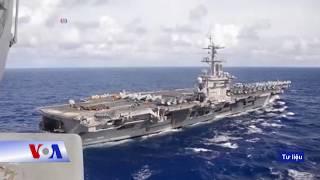 Mỹ-Việt và 'thực tại mới' trên Biển Đông (VOA)