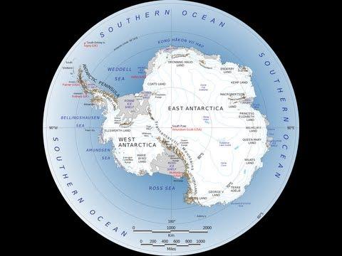 Suceso inexplicable ocurre en la Antártida