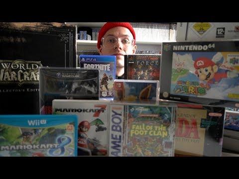 Welche Spiele sollte ich auf dem Flohmarkt kaufen? (Tipps & Preise)
