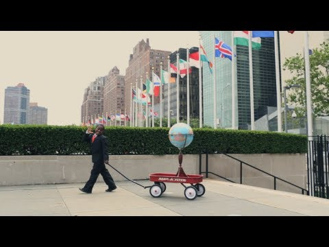 Kid President's Day at the UN : World Humanitarian Day 2013