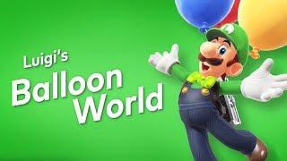 Super Mario Odyssey (1-Player) #24 - Hunting Balloons | Mario Kart 8 Deluxe