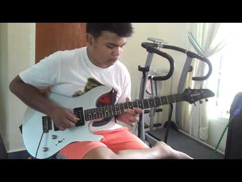 Kotak Tendangan Dari Langit Guitar Cover video