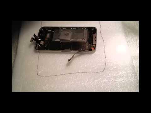 iCrash riparazioni - Sostituzione vetro iPhone 4S