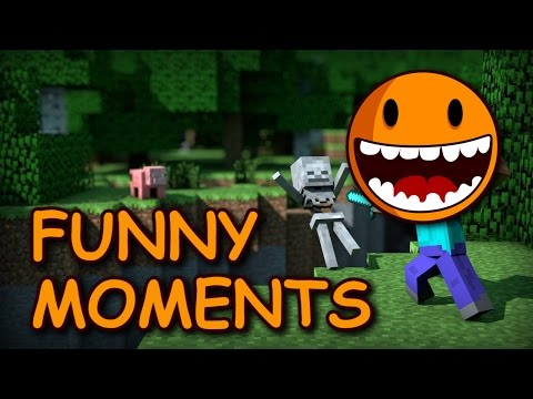 Funny Moments - Minecraft
