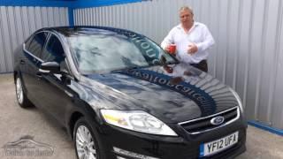 Mondos... Ford Mondeo Zetec Business Edition Tdci (2012) - Steve's review