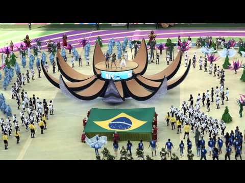 FIFA World Cup Brazil 2014 – Opening Ceremony