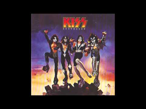Kiss Destroyer Full Album video