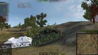 World OF Tanks : O-I Против статистов =) (Мастер) (Япония)