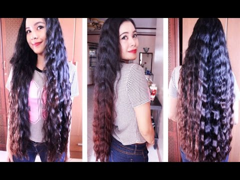 No Heat Overnight Soft Boho Waves-Heatless Thalia Marimar Inspired Everyday Waves Tutorial