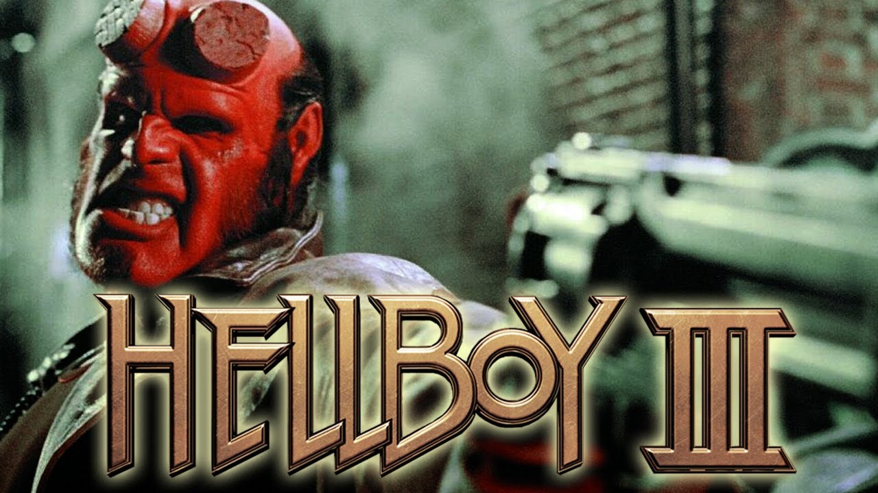 Hellboy 3 Release Date - trailer, photo, video