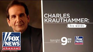 Fox News Channel airs Krauthammer special