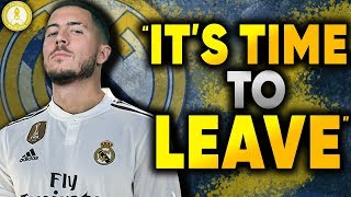 BREAKING: Eden Hazard Agrees To Join Real Madrid! | Futbol Mundial