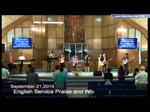 Sept 21,2014 English Service Praise and Worship