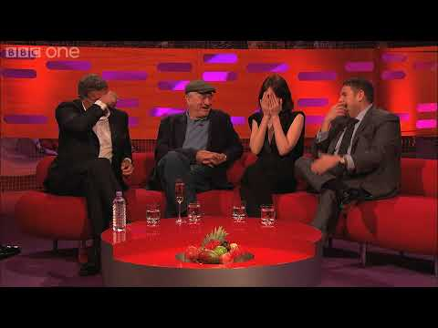 Jonah Hill's aeroplane sexy time - The Graham Norton Show: Series 14 Episode 11 Preview - BBC One