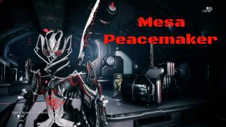 [TWW] Warframe | Build | Mesa | Peacemaker | 2 Builds | 6 Forma | + Weaponbuild Dual Toxocyst