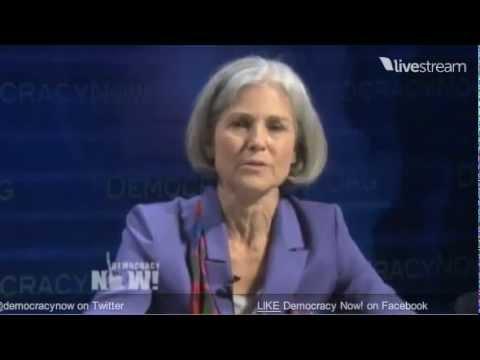 Pakistan, U.S. Drones, Bahrain, Saudi Arabia, Jill Stein & Rocky Anderson Discuss