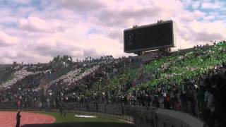 Tifo Derby 114 Wac vs Raja - 28-04-2013