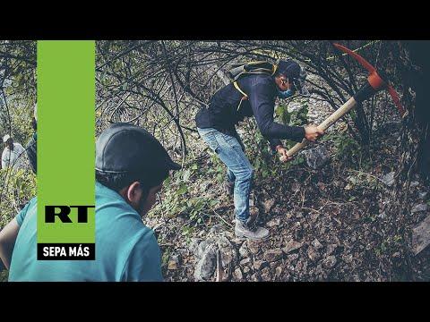 Hallan otras 10 fosas clandestinas con restos humanos en Iguala