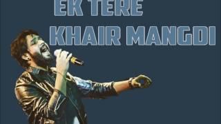 download lagu Kashif Ali New Song ''ek Tere Khair Mangdi''  gratis