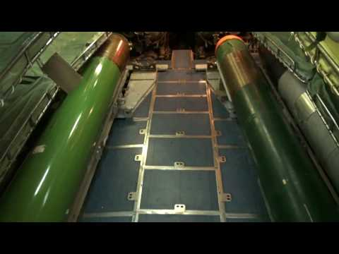 USS Cavalla Seawolf Park Galveston TX Aft Compartment WWII Submarine
