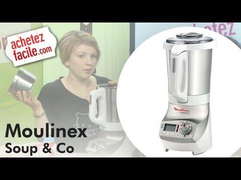 Test soup co de moulinex youtube - Soup et co moulinex ...