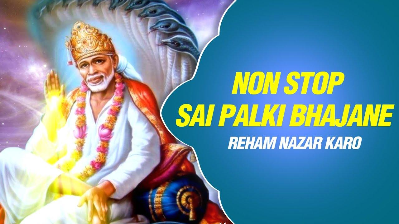 Sai Palki Wallpaper Non Stop Sai Palki Bhajan
