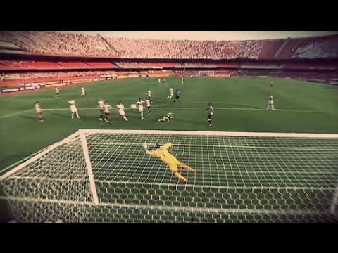 Golaço de Paulo Henrique Ganso ● São Paulo 2 x 1 Santos - 24/08/14