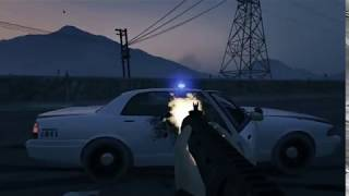 GTA 5 - Escape From the Police
