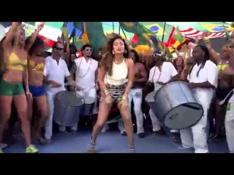 Ole ole -FIFA WORLD CUP 2014 BRAZILOfficial song