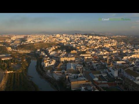 Puente Genil, un puente de luz. Córdoba