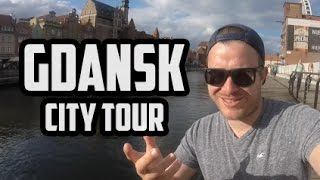 GDANSK CITY TOUR - The Polish Amsterdam