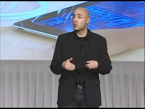 Mitch Joel Keynote at Social 2011 (Part 2 of 4)