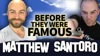 MATTHEW SANTORO | Before They Were Famous | YouTuber Biography