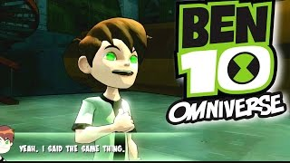 Ben 10 Omniverse Complete Story Video Game Full Playthrough English 2015