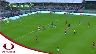 Resumen México 2 - 0 Costa Rica | Rumbo a Rusia 2018 | Televisa Deportes