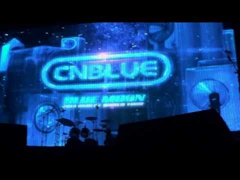 Cnblue - Where You Are  - Concierto - Pepsi Center - Ciudad De Mexico video