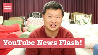 Studio Beta features, Stories and Community Tab expansions, and bugs! YouTube Newsflash!