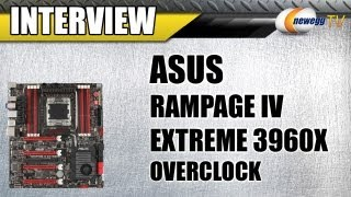 Newegg TV_ ASUS Rampage IV Extreme 3960X Overclock X79 Socket 2011 Sandy Bridge-E SB-E