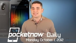 Galaxy Nexus II Launch Date Rumored, iPhone 5 Wi-Fi Issues Addressed & More - Pocketnow Daily