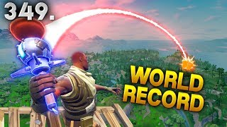 *WORLD RECORD* CLINGER!!! Fortnite Daily Best Moments Ep.349 (Fortnite Battle Royale Funny Moments)