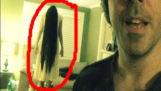 Ghost Girl Attacks In A Wicked Haunting On Halloween!