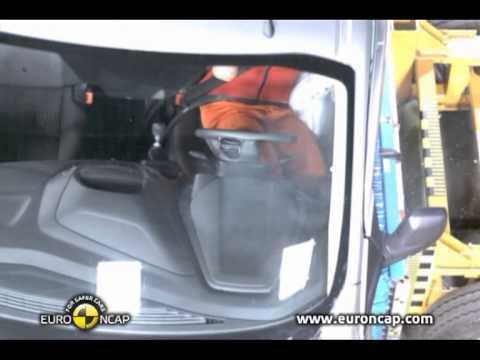 Euro NCAP | Ford Transit Custom | 2012 | Краш-тест