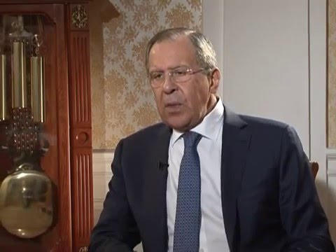 Интервью С.В.Лаврова РЕН ТВ/Sergey Lavrov's interview for TV Channel REN TV